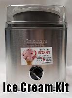 Ice Cream Making Kit, by Cuisinart
